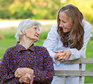 Auspice Home Care Solutions Caregivers